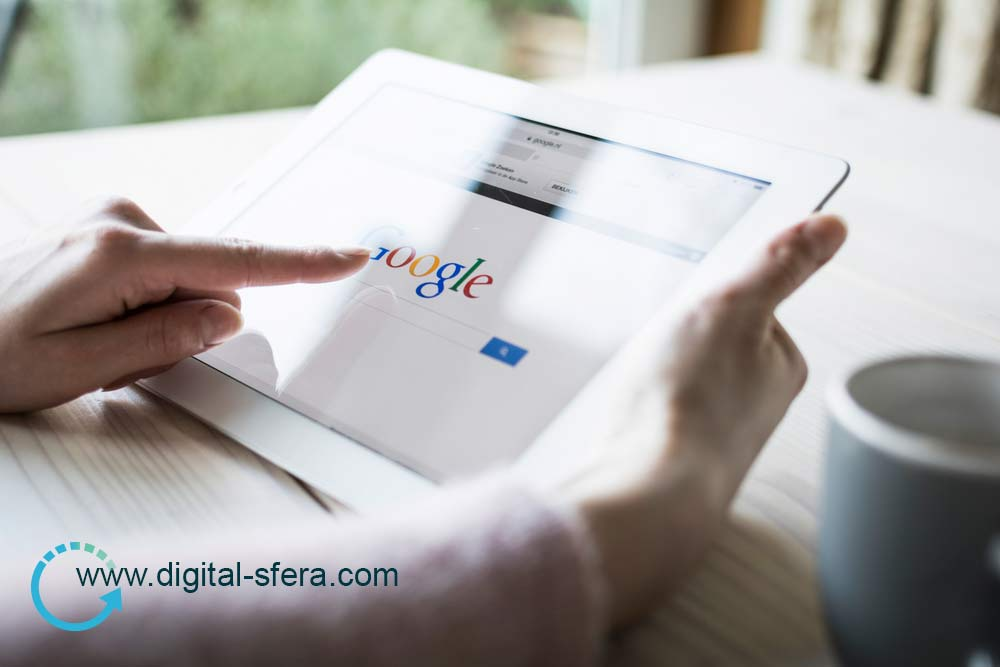 Consulente web marketing: google