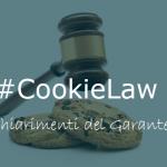 Cookie law chiarimenti